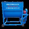 máy trộn nguyên liệu nằm ngang 150 kg/mẻ