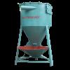 máy trộn nguyên liệu buồng đứng (đế thường)