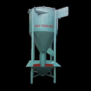 máy trộn nguyên liệu buồng đứng 5 tạ (đế âm)